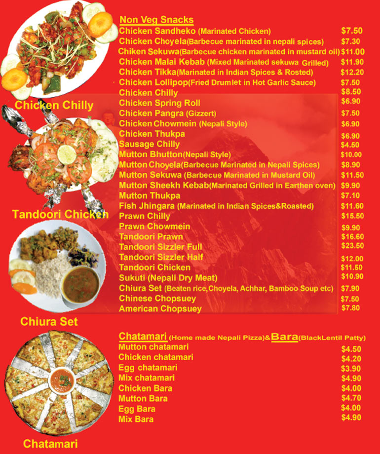 indian food quotes